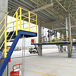 珠海中南汇液体化工仓储定量装车控制系统