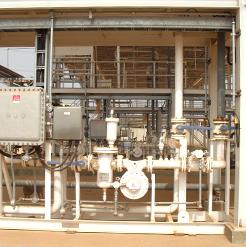 非洲加纳KUMASI油库储备库SCADA监控管理系统