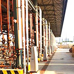 山东京博石油化工有限公司成品油装车控制系统
