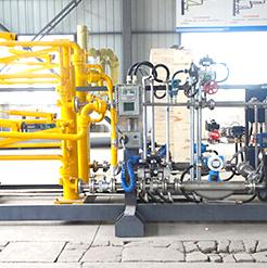中煤液氨项目中煤鄂尔多斯能源化工液氨装卸车控制系统