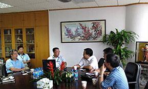 中海油华东区域经理    刘健林
