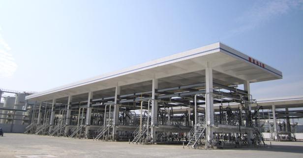 轻质油上装装车系统方案